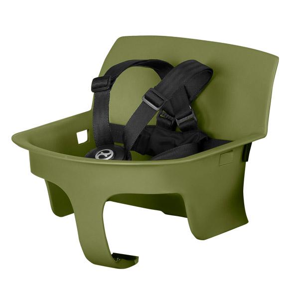 サイベックス レモ ハーネス付きベビーセット 2 / アウトバックグリーン cybex LEMO Baby Set 2[CB-LEMO-46047017]