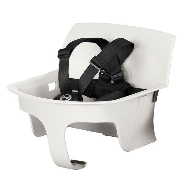 サイベックス レモ ハーネス付きベビーセット 2 / ポーセレンホワイト cybex LEMO Baby Set 2[CB-LEMO-46047130]